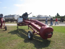 36000LPM Suction Fire Pump
