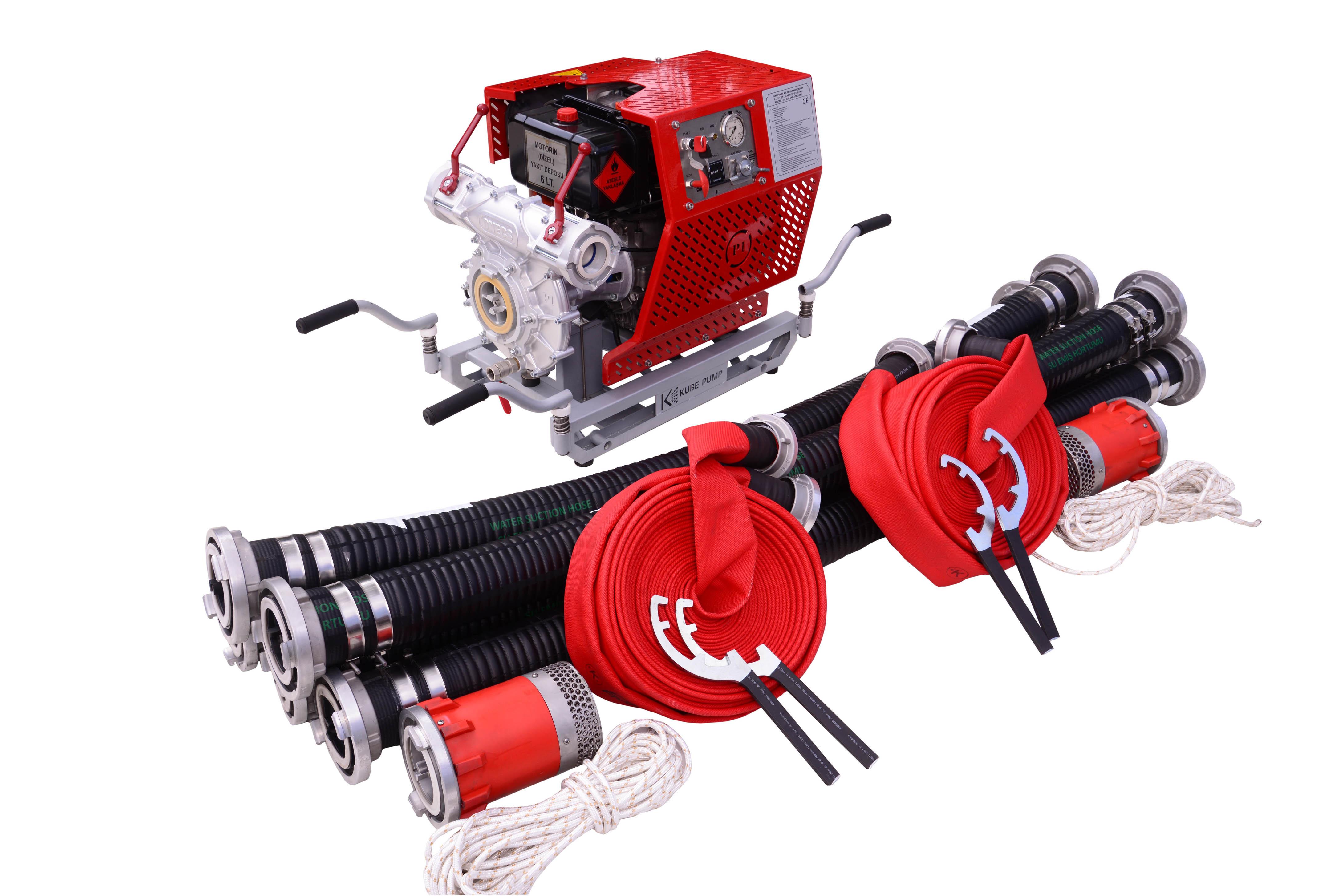 KUBE P1 Diesel With Equipment