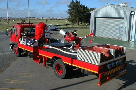 Pearl Fire Emergency Response Fire Fighting Monitor Truck