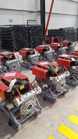 Kube P1 Diesel Pump Stock