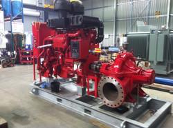 4000 GPM Fire Pump