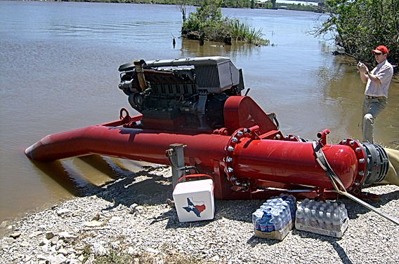 Pearl Fire Emergency Response Fire Fighting Submersible Nhancer Pump