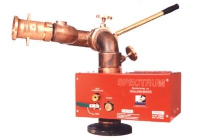 Oscillating Monitor
