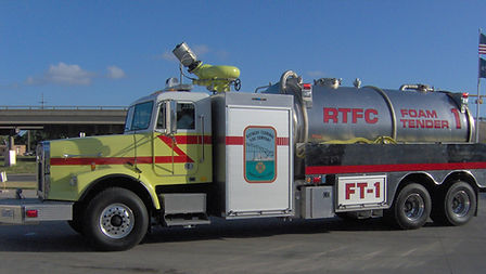 Pearl Fire Emergency Response Fire Fighting Monitor Truck Quick Attack Vehicle