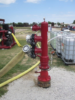 2 Way Swivel Fire Hydrant