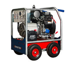 3 phase generator hire
