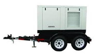 3 phase generator hire Brisbane