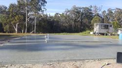 DIY Polished concrete hire