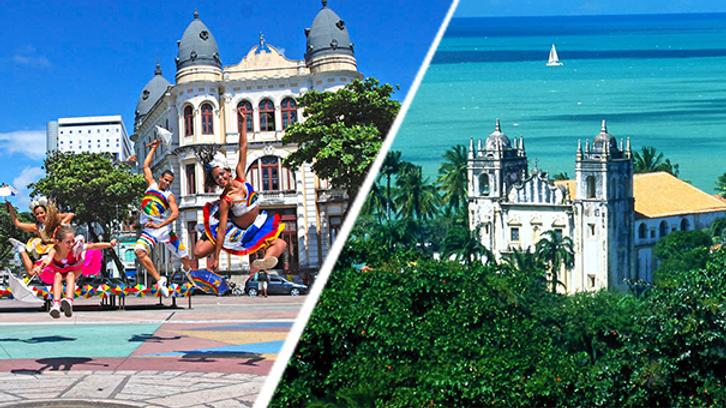City Tur Recife e Olinda Sitio Histórico