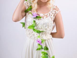 Романтические цветочные образы