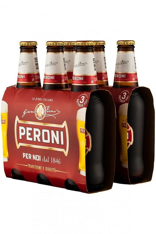 PERONI RED 24 X 330ML (3 PACK)