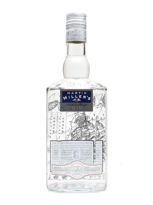 MARTIN MILLERS WESTBOURNE STRENGTH GIN 750ML