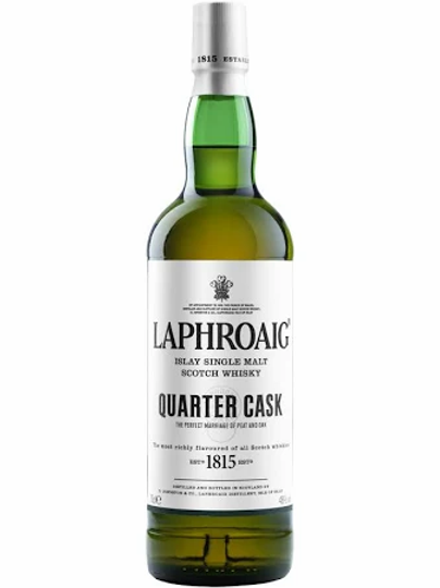 LAPHROAIG QUARTER CASK SCOTCH WHISKY 700ML