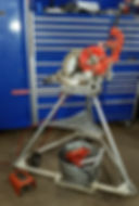 Ridgid Pipe Threader