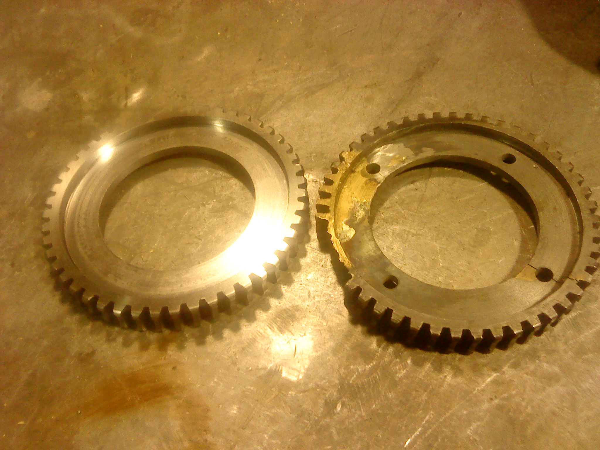 Helical Ring Gear