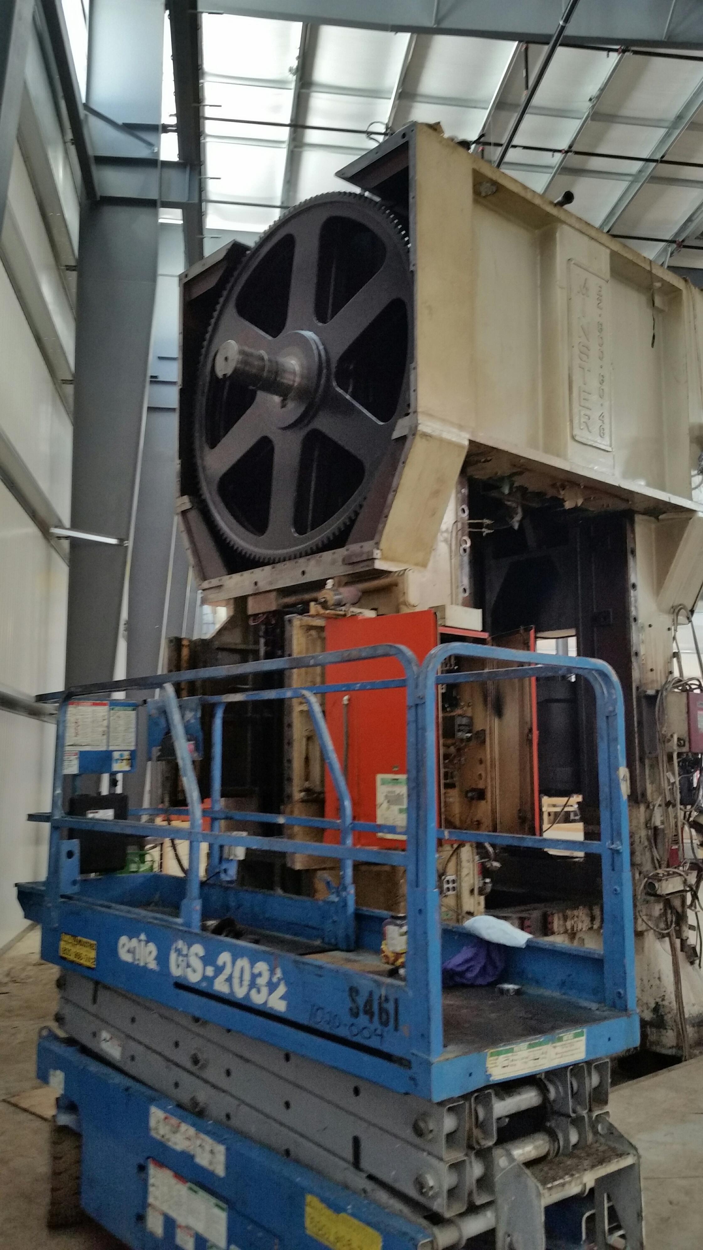 800 Ton Minster