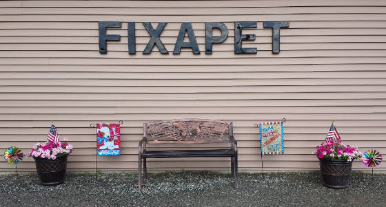 FixaPet Sign