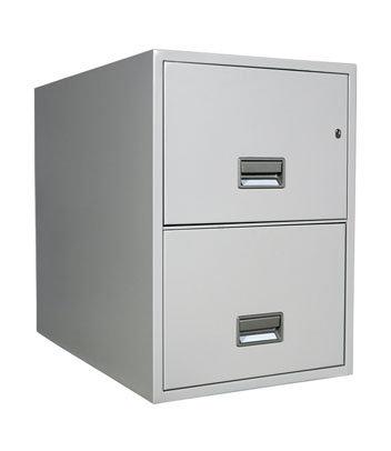 2 Drawer Schwab Fire File