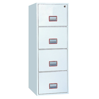 4 Drawer Fire File