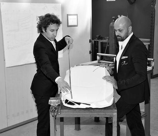 Giorgio e paolo modellino.JPG