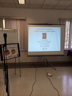 Community Presentation