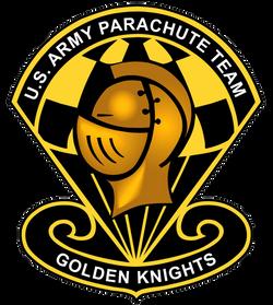 U.S. Army Golden Knights