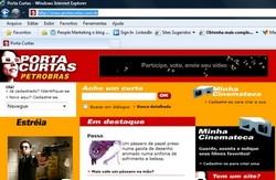Porta Curtas - Petrobras