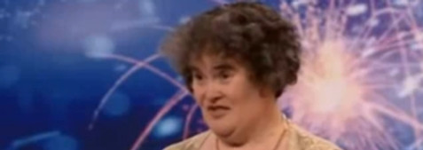 "Susan Boyle no programa ""Britain's got talent"""