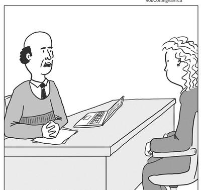 Cartoons do cotidiano