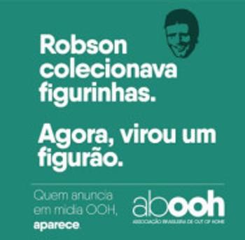 A vida de Robson é a sua, a de todos