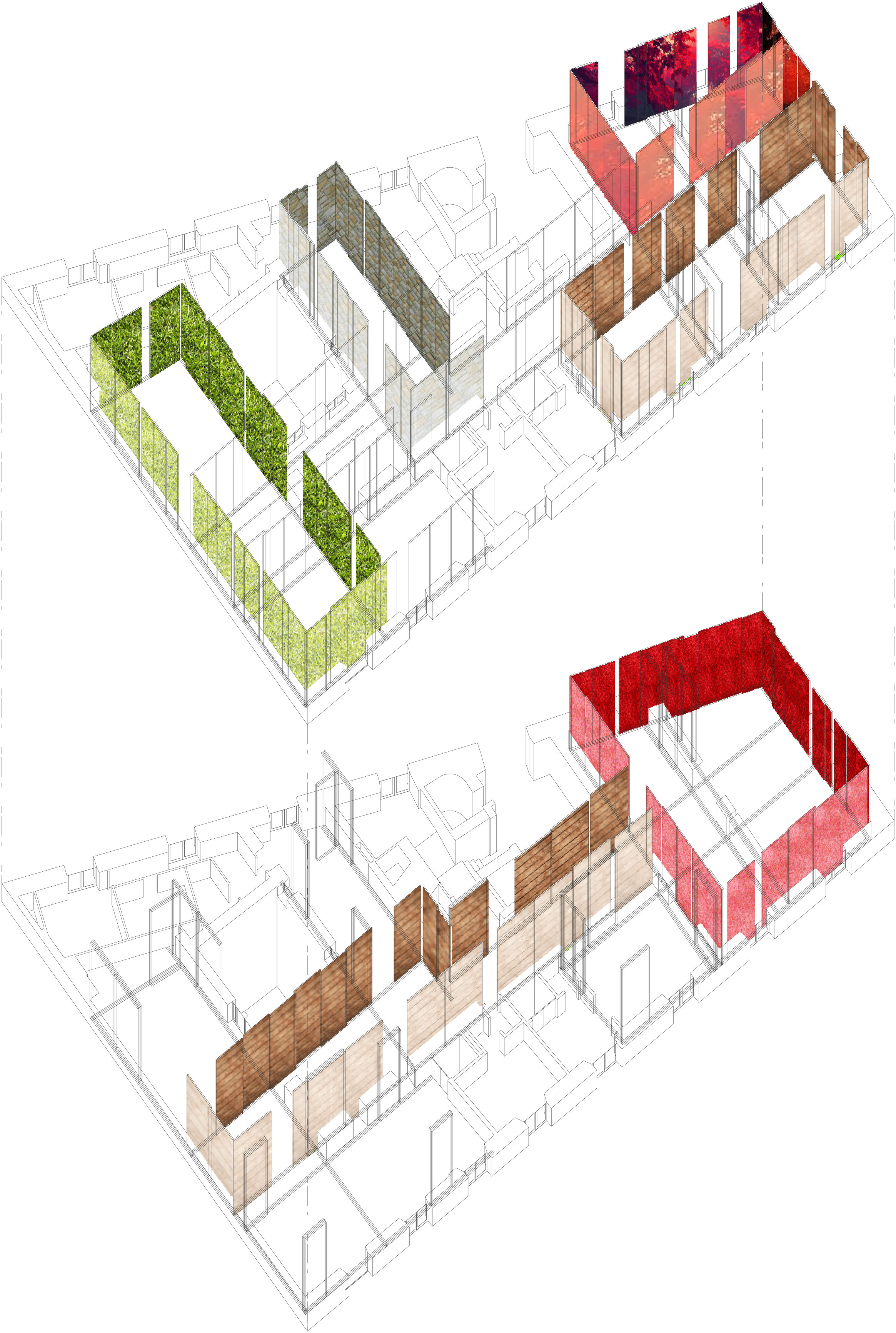 Axonometric view