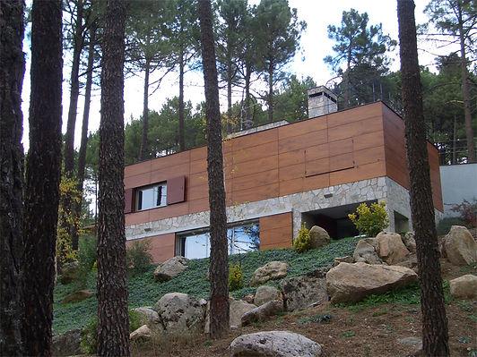 estudio de arquitectura en Madrid. Proyectos de viviendas y reformas integrales