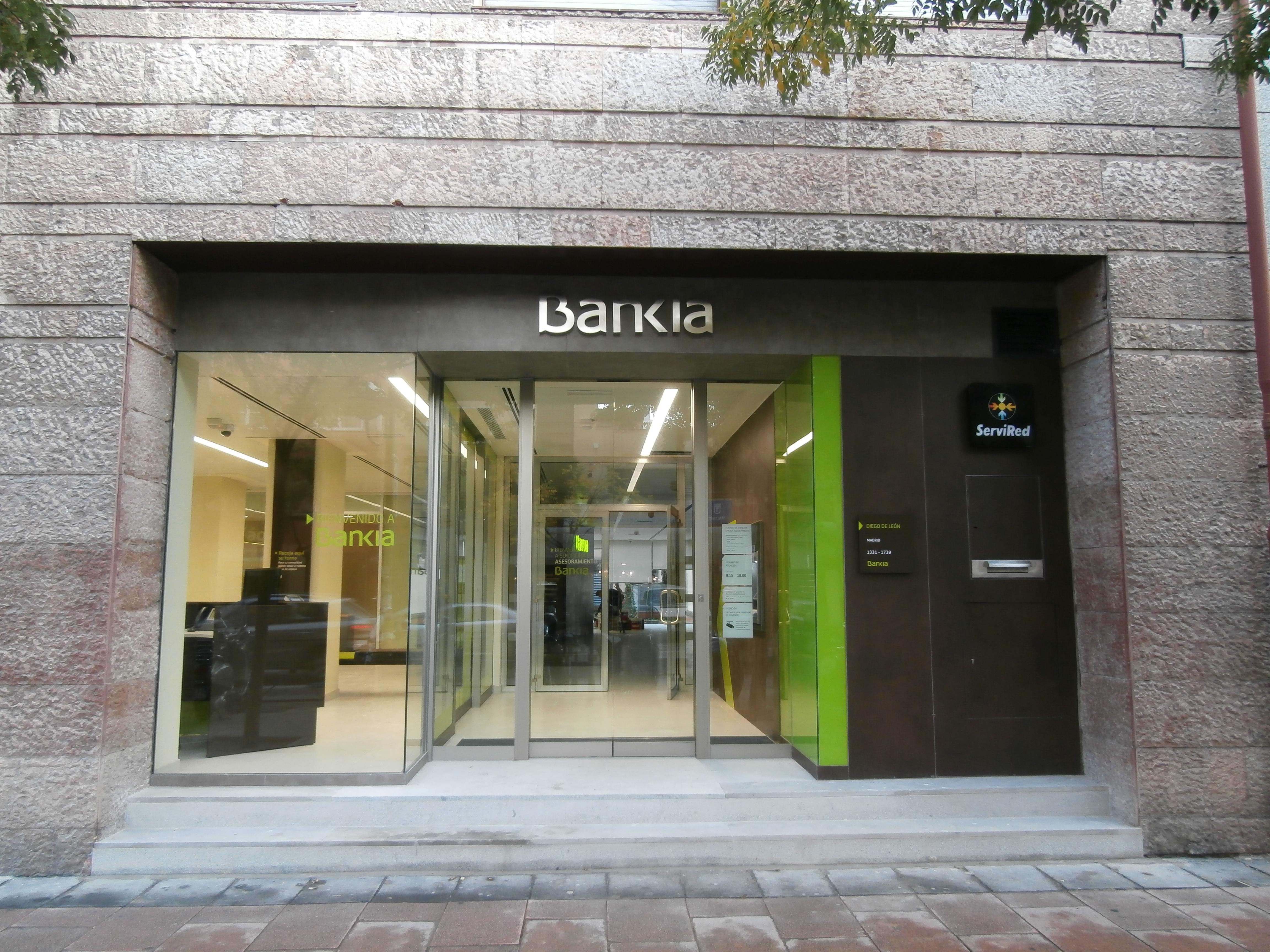 Rénovation d'agence bancaire