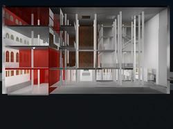 Multi-level interior