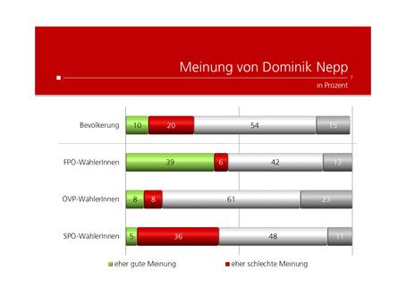 Krone Umfrage: Wiener FPÖ