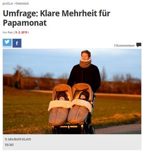 Unique research umfrage Profil josef kalina peter hajek Papamonat