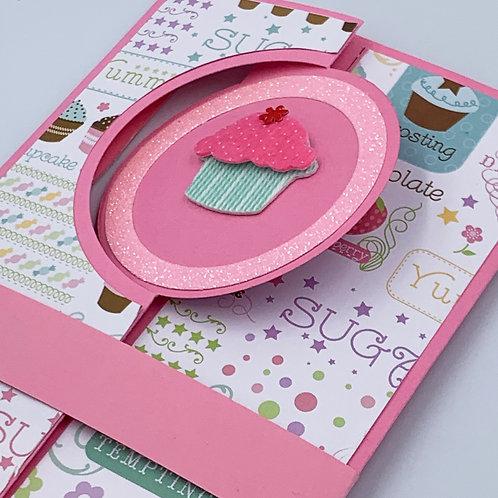 Birthday: Cupcake