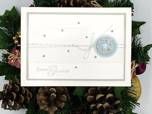 Christmas: Seasons Greeting Star