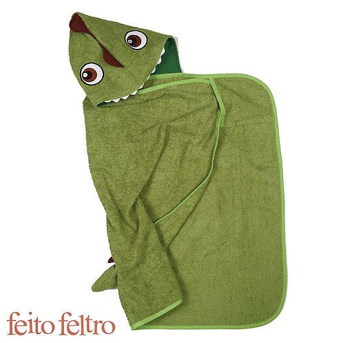 Toalha de Banho - Dino Saulo