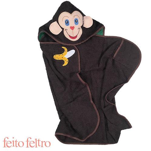 Toalha de Banho - Kako Macaco