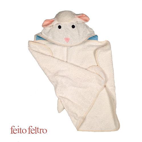 Toalha de Banho - Oscarneirinho