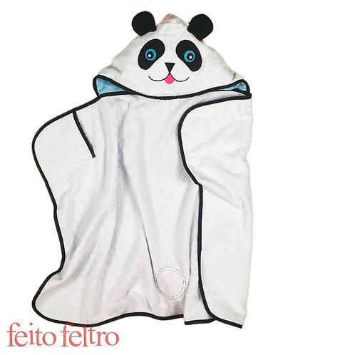 Toalha de Banho - Panda Shu Shu