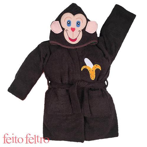 Roupão de Banho - Kako Macaco