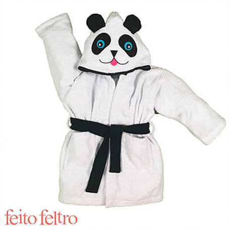 Roupão de Banho - Panda Shu Shu