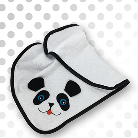Toalha Baby - Panda Shu Shu