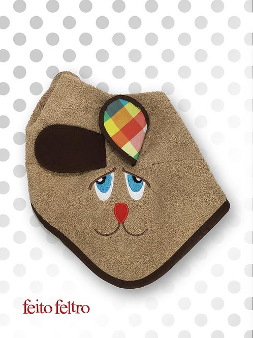 Toalha Baby - Cachorro Brownie