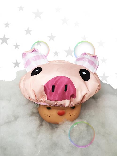 Touca de Banho - Pig Pong