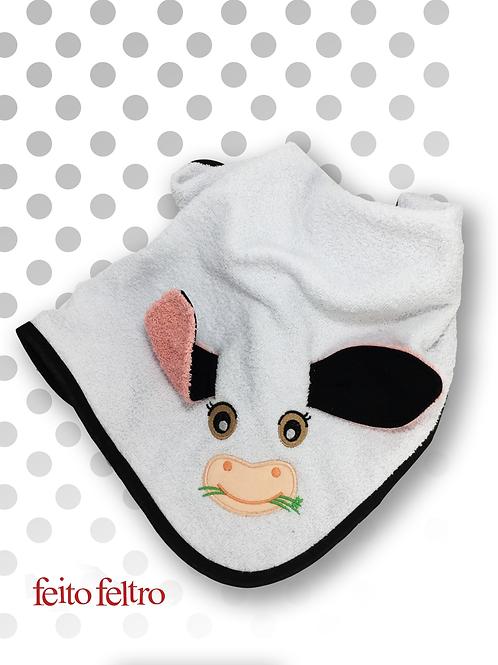 Toalha Baby - Vaca Ximbica