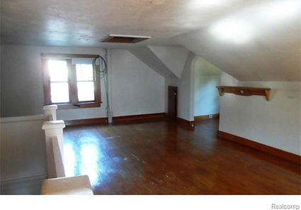 Attic conversion, home remodel, painting, updating home ideas, wood flooring, paint color, second story update