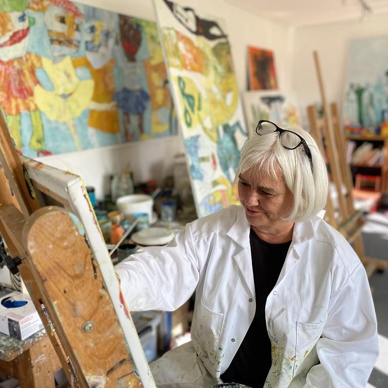 Besøg en kunstner